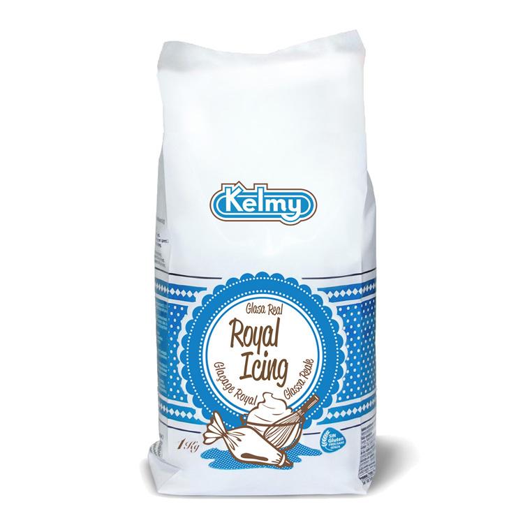 An image of a bag of superior royal icing mix